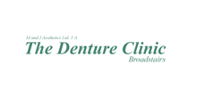 The Denture Clinic Logo