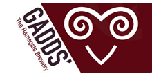 Thanet Wanderers RUFC sponsors logo - Gadds The Ramsgate Brewery