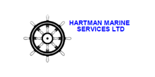 Thanet Wanderers RUFC sponsors logo - Hartman Marine Services