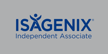 Image of the Isagenix Nutrition logo