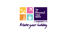 Thanet Wanderers RUFC sponsors logo - Liza Royce - Personal Travel Agent