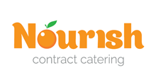 Nourish Contract Catering Logo