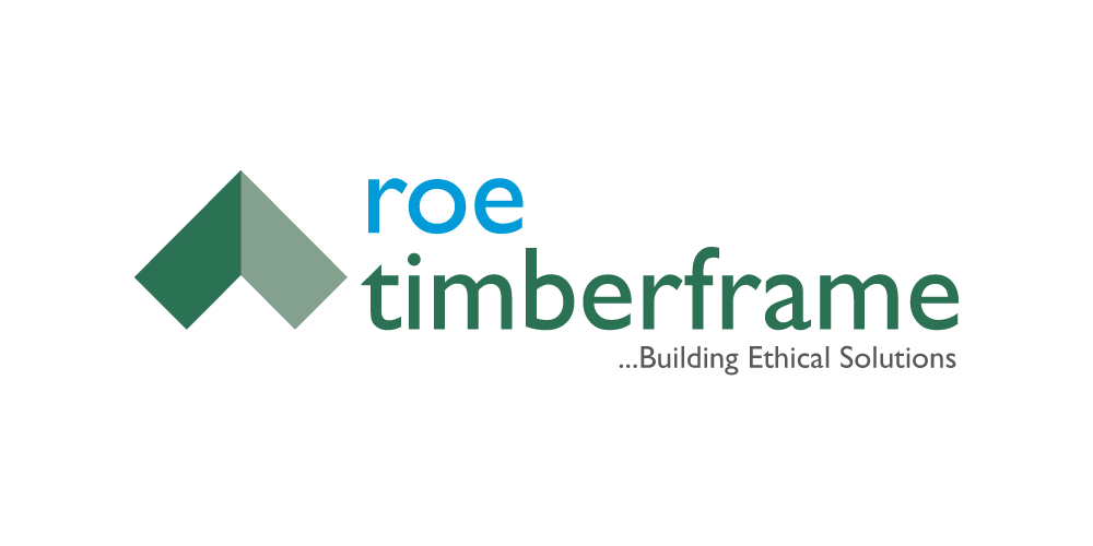 Image of the Roe Timberframe logo