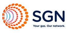 Thanet Wanderers RUFC sponsors logo - SGN Gas