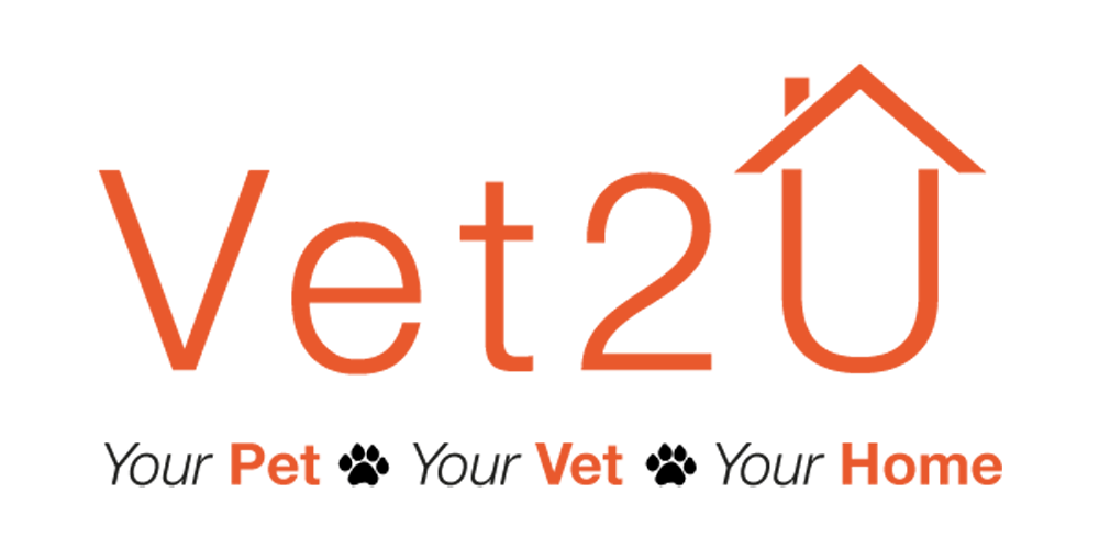 Image of the Vet 2 U logo