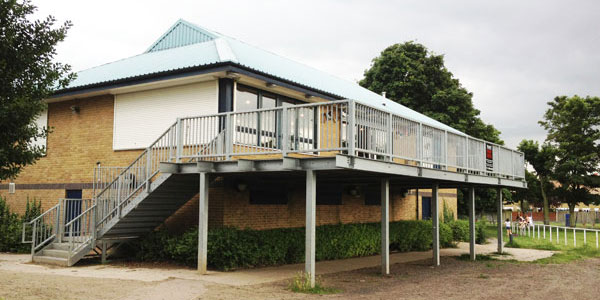 Image of the Thanet Wanderers clubhouse