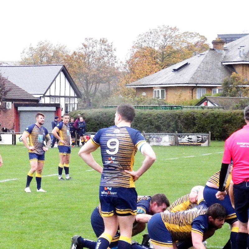 Photo of 1st XV vs Old Colfeians Away
