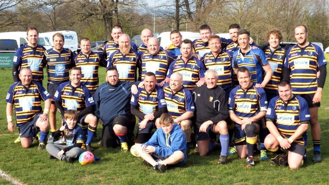 Photo of Vets XV vs Westcombe Park Away