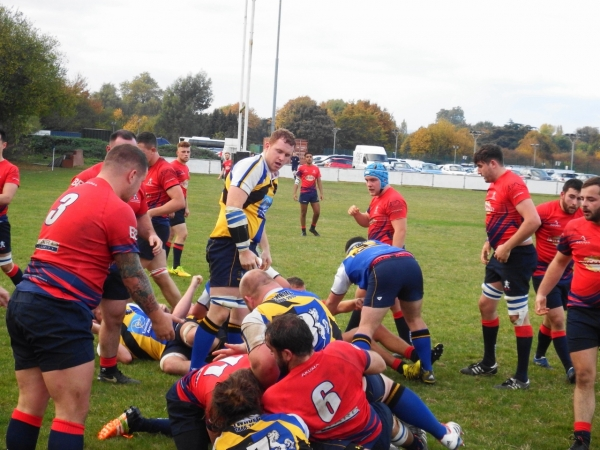 1st XV v Aylesford 29.10.16 - Thanet Wanderers RUFC Gallery