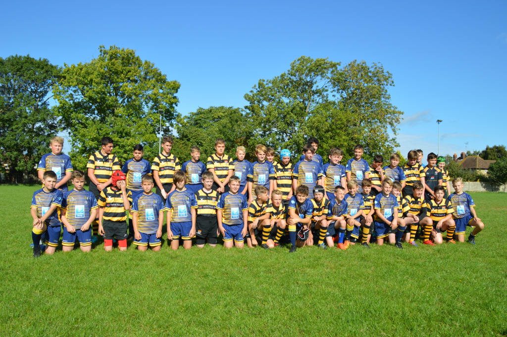 Under 13s Vs Canterbury - Thanet Wanderers RUFC Gallery