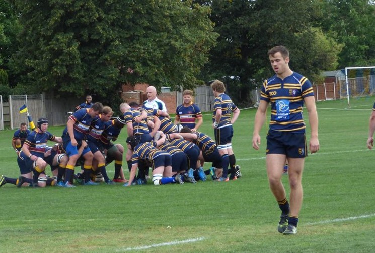 Wanderers 1st XV at Colfeians 8.9.18 - Thanet Wanderers RUFC Gallery