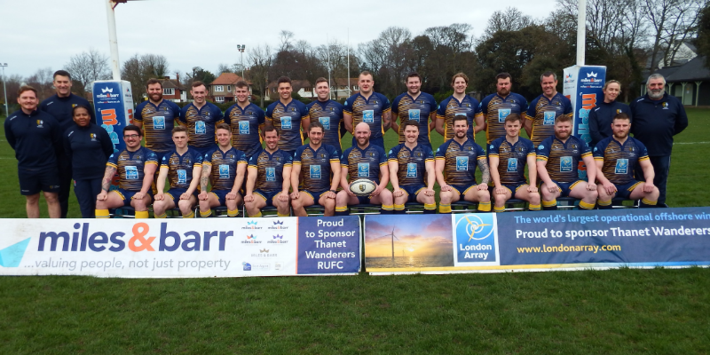 Image of Thanet Wanderers 1st XV Team