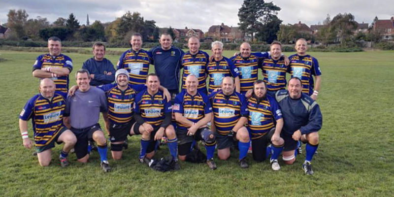 Image of Thanet Wanderers Vets XV Team