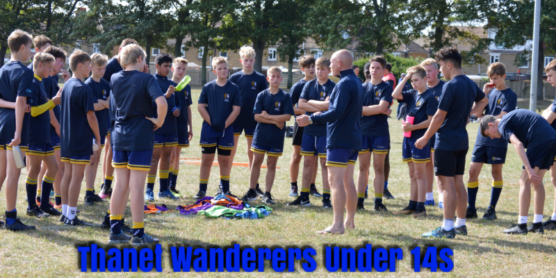 Image of Thanet Wanderers U14s Team