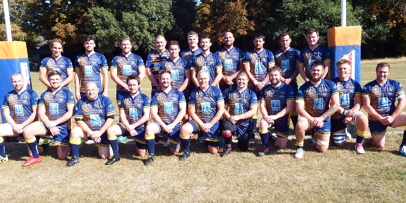 Image of the 2nd XV
