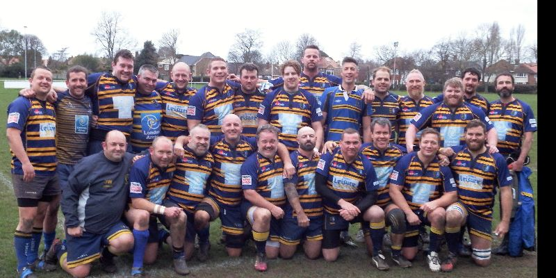Image of the Vets XV