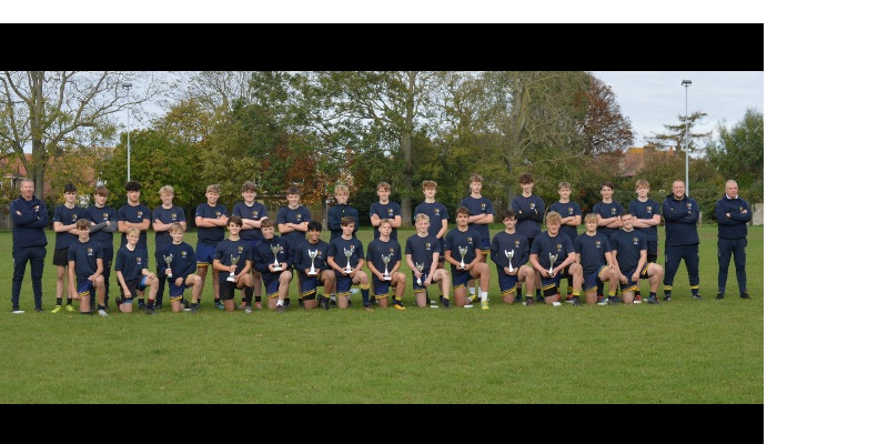 Image of the U15s